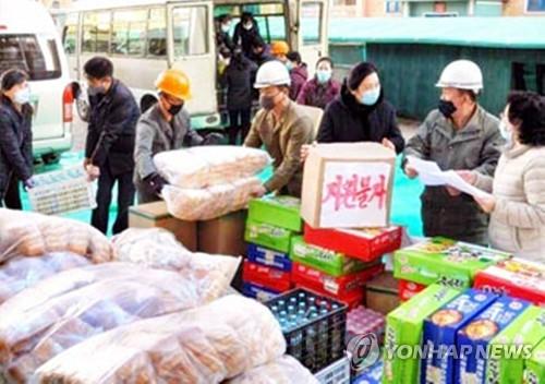 朝鮮各地支援平壤建醫院