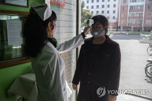 朝鮮強調堅持不懈防疫 現有500余人被隔離