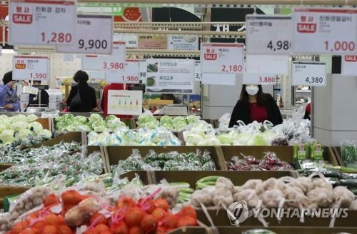 詳訊:南韓4月CPI同比上漲0.1%