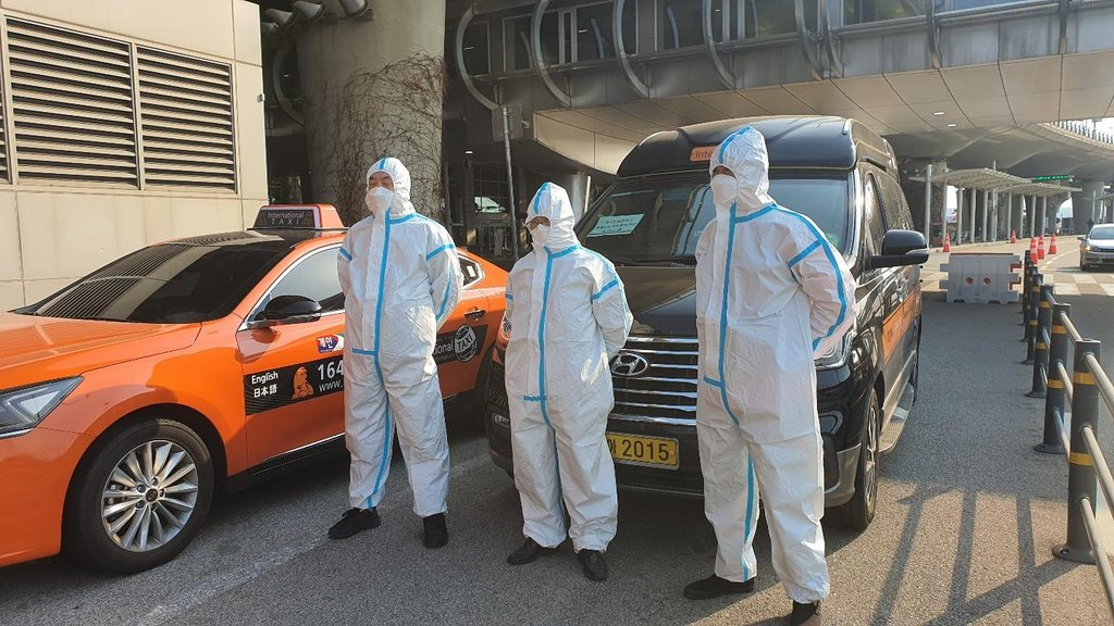 首爾市安排專車接入境旅客
