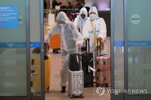 韓中就為商務人士設例外入境初步達成一致