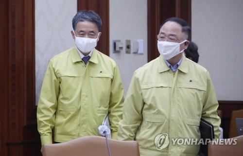 詳訊:韓政府決定延長社交距離嚴守期至4月19日