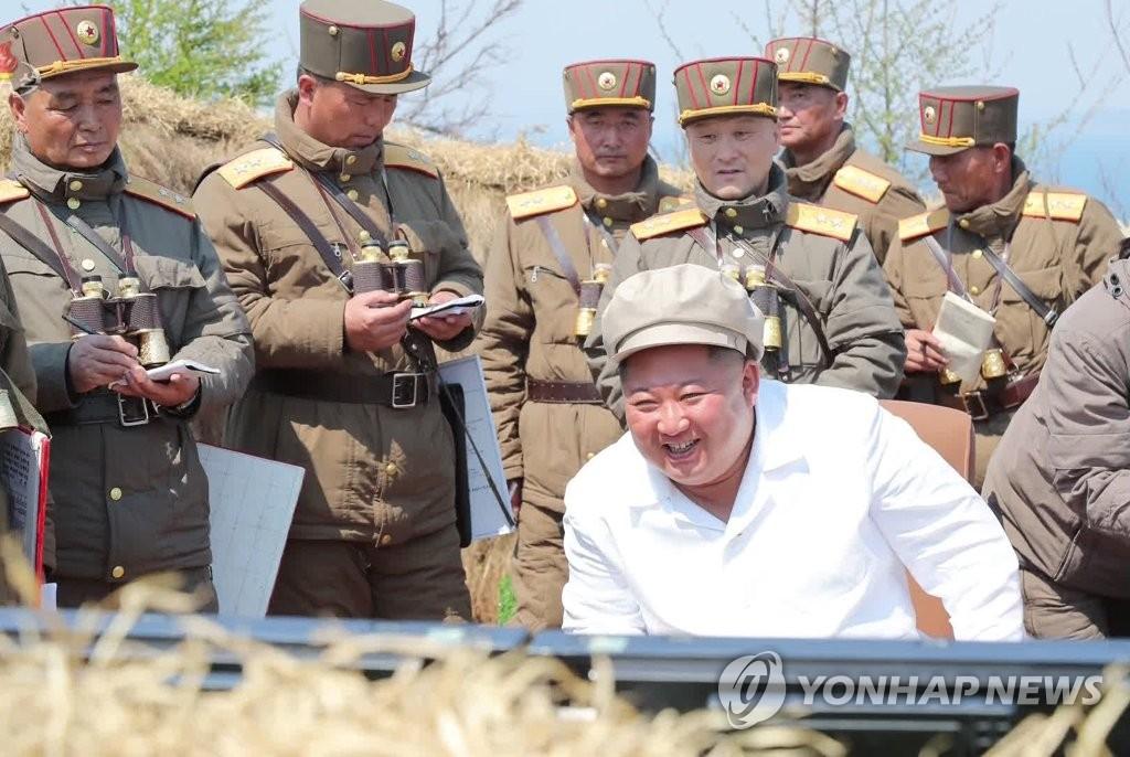 朝鮮迎先軍節強調軍對黨絕對服從