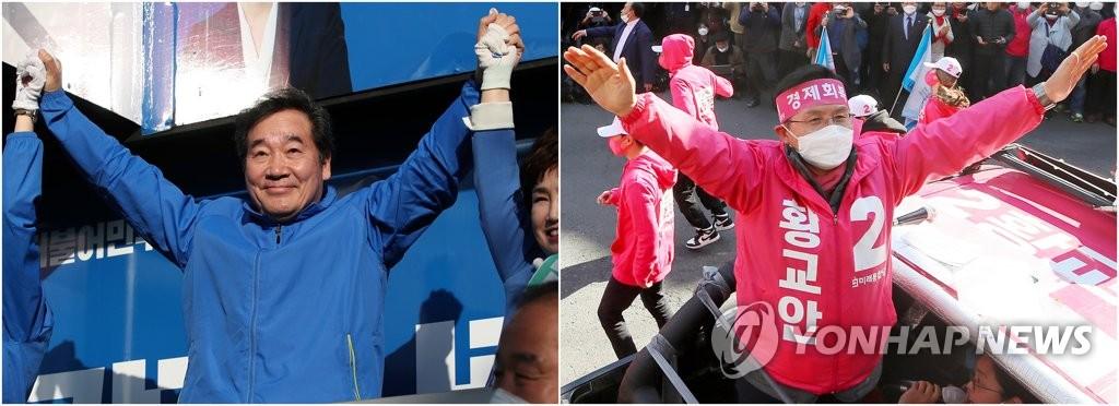 南韓國會議員選舉前瞻:兩強格局將更穩固