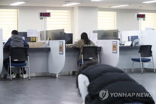 詳訊:韓3月就業人口同比減19.5萬人 失業率4.2%
