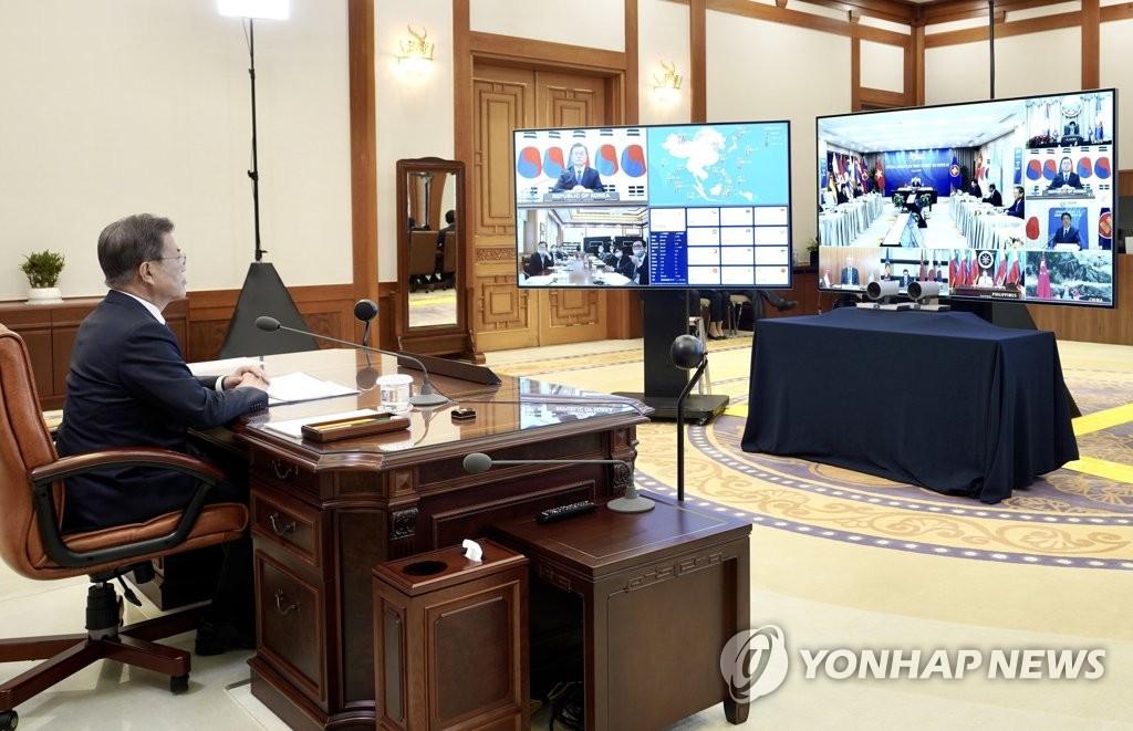 文在寅將在世界衛生大會上分享南韓防疫經驗