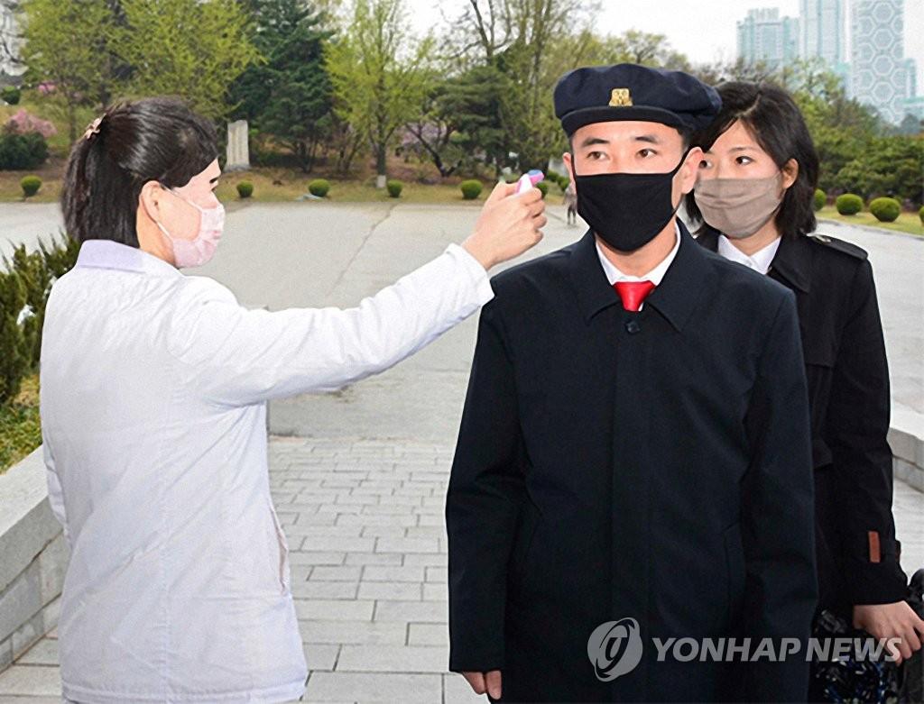 朝鮮強調防疫絕不容鬆懈