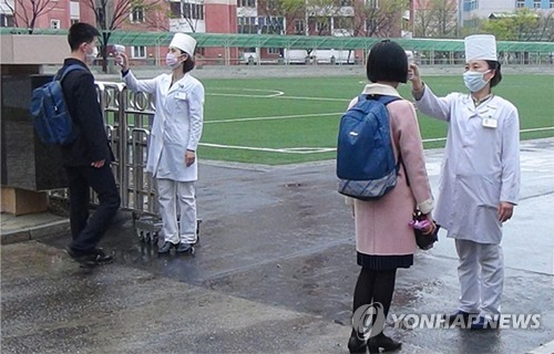 朝鮮中小學本月初全面開學