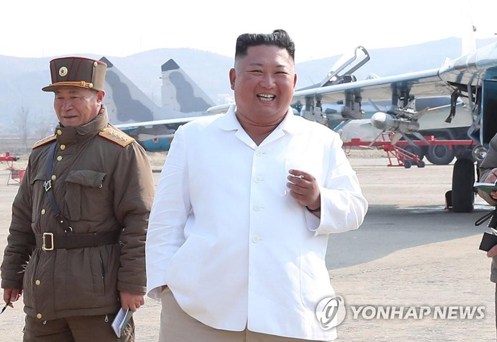 南韓會情報委員長:推斷金正恩健康狀況無恙