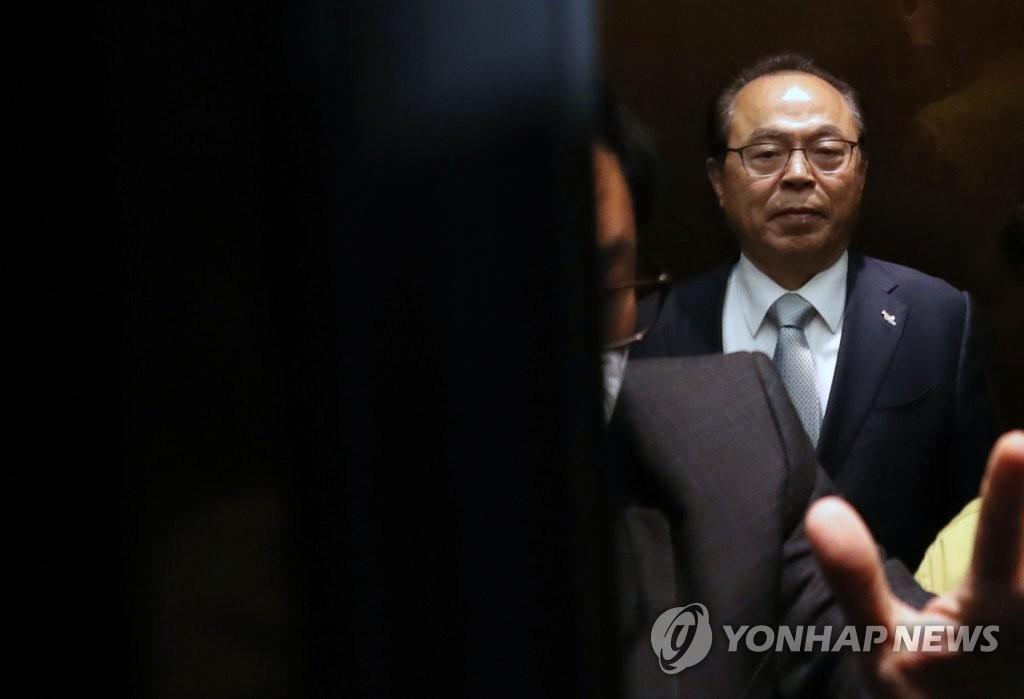 韓前釜山市長涉嫌性騷擾被開除黨籍