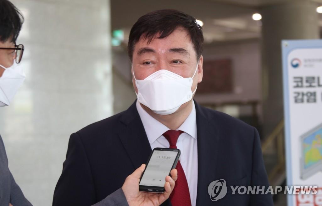 中國駐韓大使:力爭儘早建立商務快捷通道