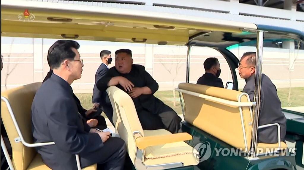 朝鮮量產電動觀光車 或意在發展旅遊創匯