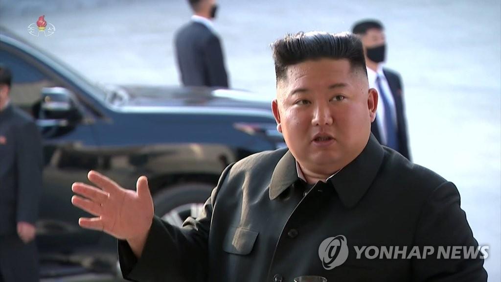 朝媒:金正恩表彰勞動黨思想政治講師