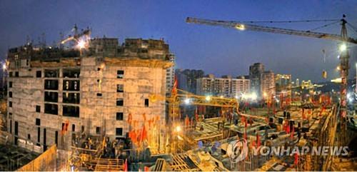 朝媒強調力保平壤綜合醫院建材生產供應