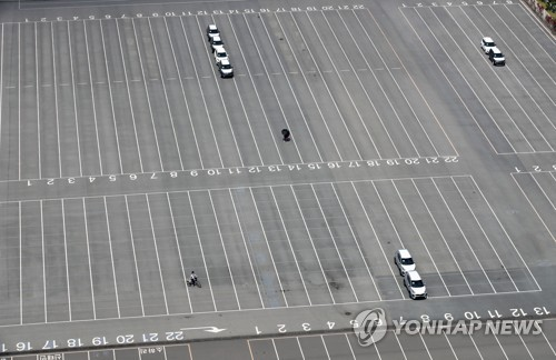 南韓5月前20天出口同比減兩成