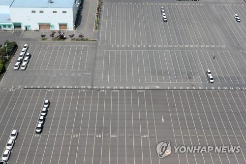 南韓4月汽車產量和出口雙雙下滑