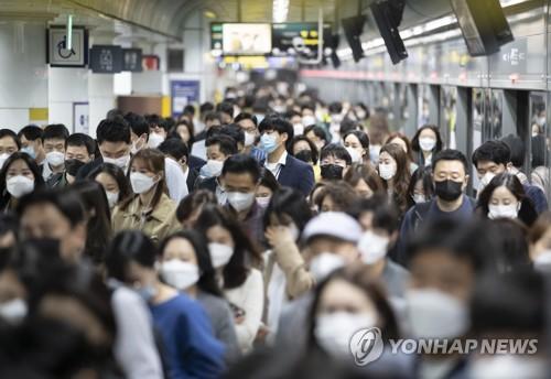 韓政府考慮要求民眾乘公交戴口罩