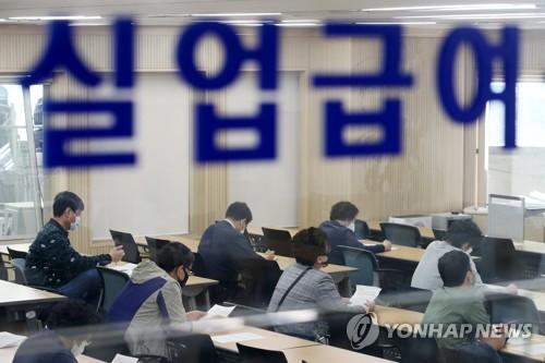 詳訊:韓5月就業人口同比減39.2萬人 失業率4.5%