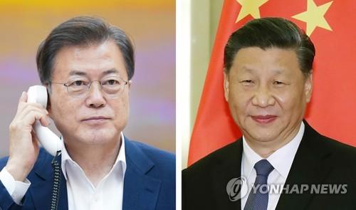 詳訊:韓中領導人爭取習近平年內訪韓