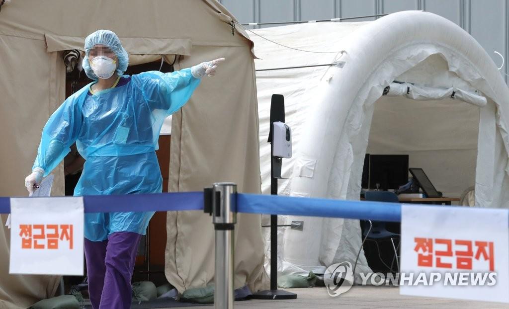 韓夜店群聚感染持續發酵 交叉感染增多