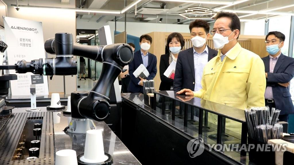 南韓9月ICT出口同比增21.1%創單月之最