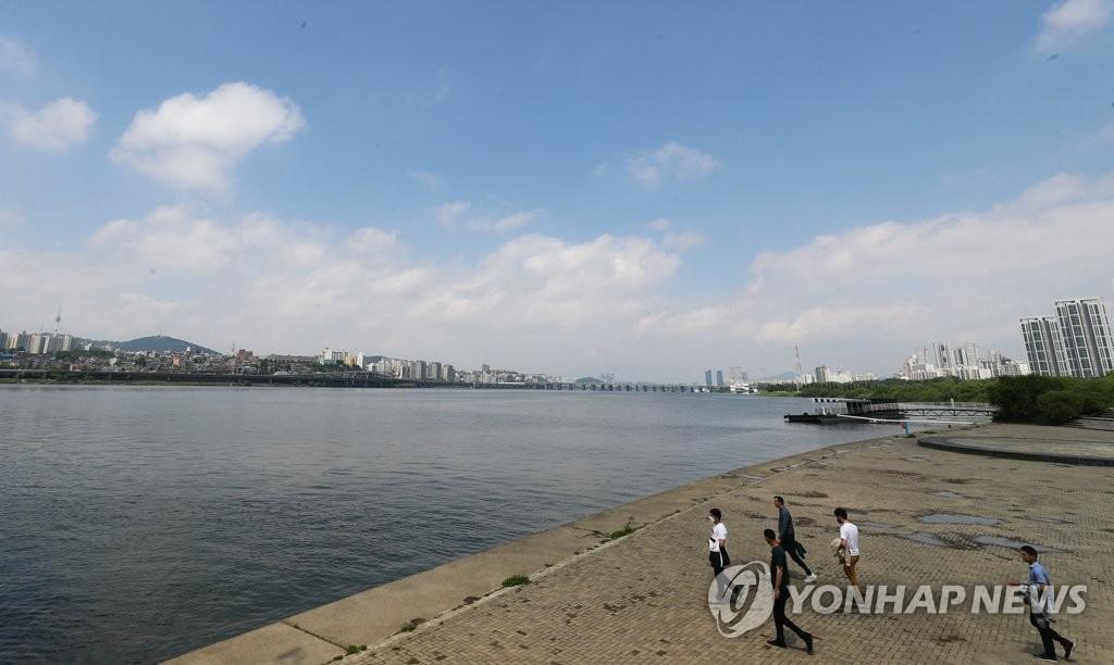 韓統一部下月啟動漢江入海口生態調查