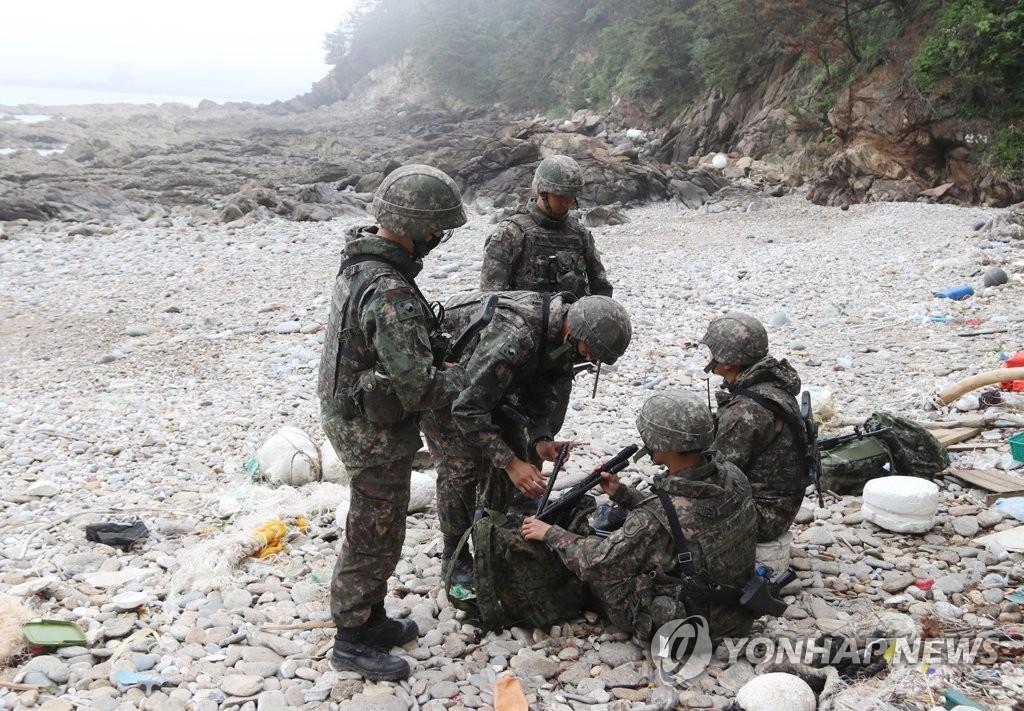 韓海防再現盲區放走偷渡客 軍警將加強警戒