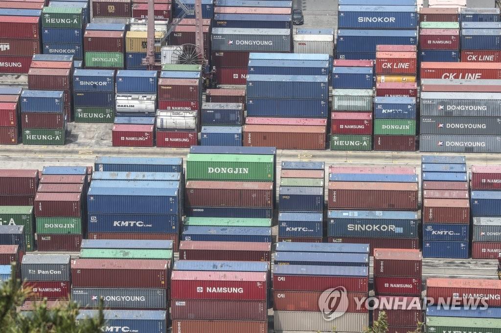 南韓10月前10天出口同比減少28.8%