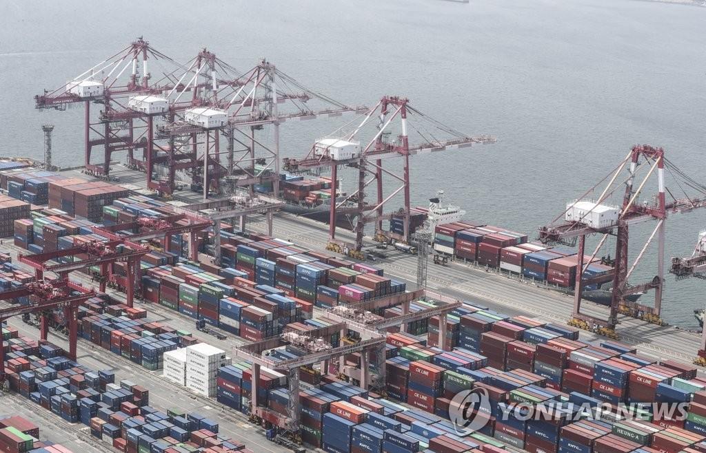 南韓6月前10天出口同比增兩成