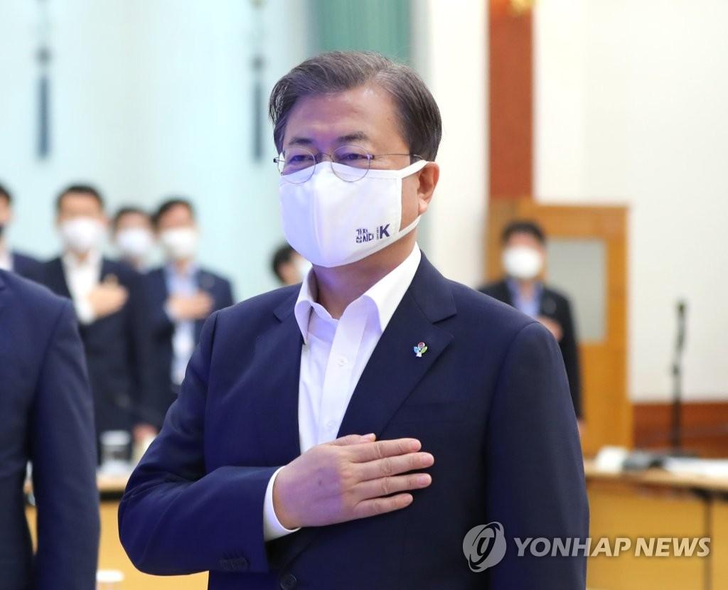 文在寅:南韓經濟受中美摩擦拖累
