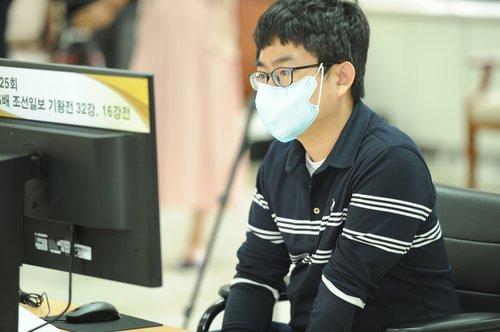 農心杯世界圍棋團體賽南韓隊首戰告捷