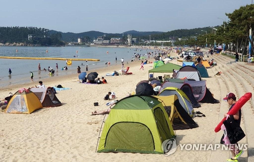 疫情改變南韓人度假方式催熱露營文化
