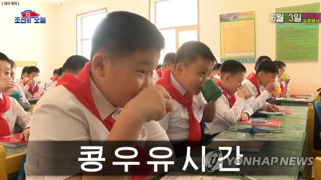 聯合國報告:朝鮮兒童死亡率19年來下降72%
