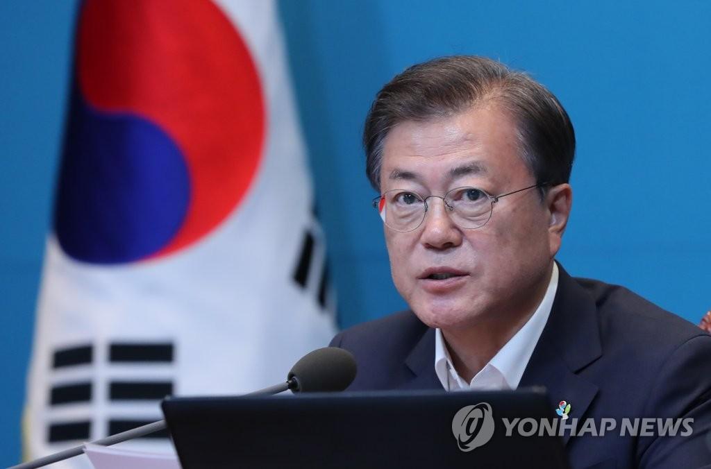 詳訊:文在寅稱韓朝關係發展不能停和平承諾不可違