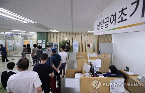 詳訊:韓8月就業人口同比減27.4萬人 失業率3.1%