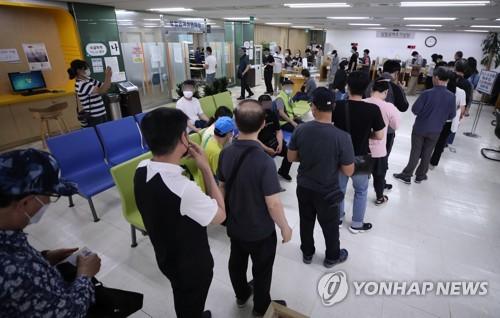 詳訊:韓6月就業人口同比增35.2萬人 失業率4.3%