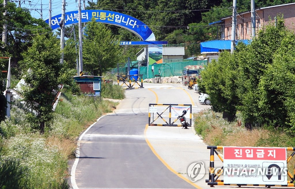 棄朝投韓越境再次暴露韓軍邊防不力