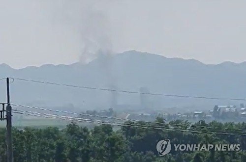 詳訊:韓統一部證實朝鮮爆破韓朝聯辦