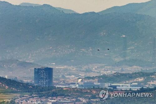 簡訊:朝鮮正在重裝對韓喊話擴音器