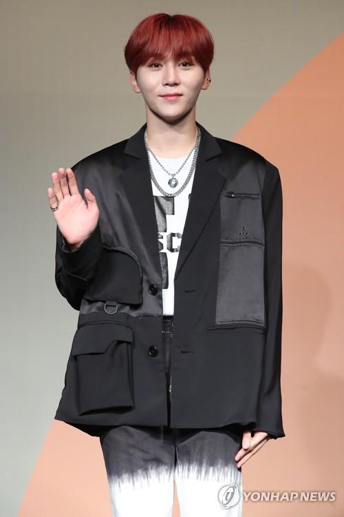 SEVENTEEN成員SeungKwan