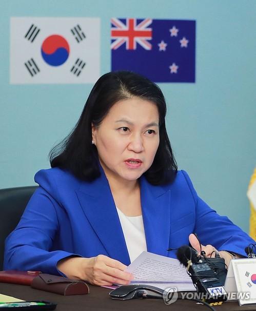 韓產業部高官俞明希將參選世貿組織秘書長