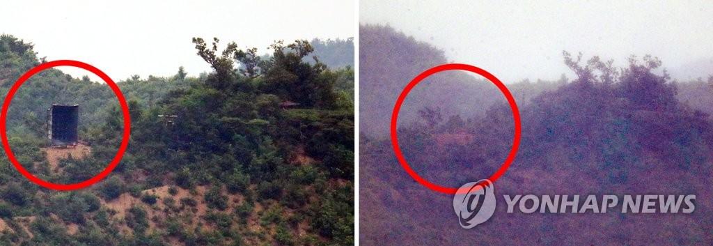 朝鮮暫緩對韓軍事行動意圖受關注