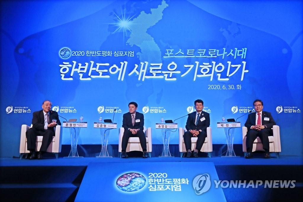 韓總統顧問:朝鮮應對炸毀聯辦作出解釋
