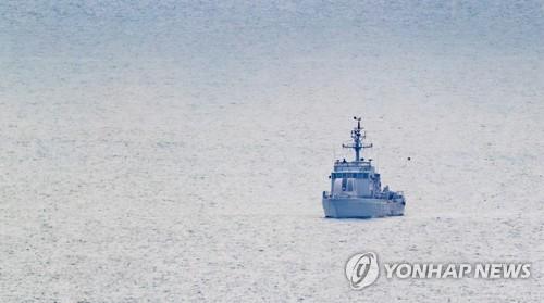 詳訊:韓失蹤公務員棄韓投朝途中遭射殺火化