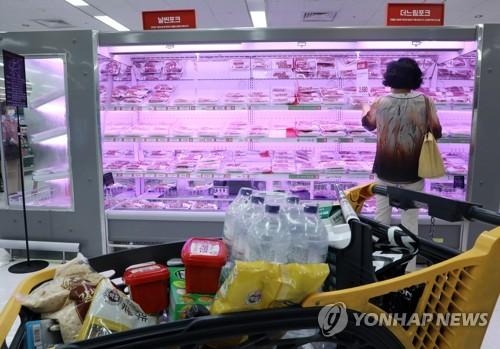 詳訊:南韓7月CPI同比上漲0.3%