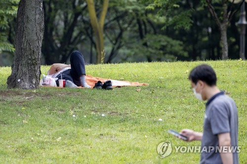今年6月南韓史上最熱