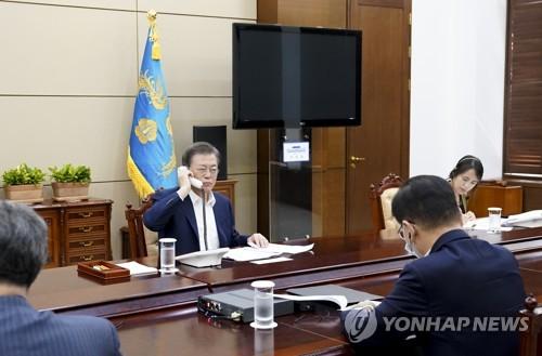 韓阿根廷總統通電話討論防疫合作
