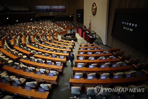南韓會通過政府第三期補充預算案