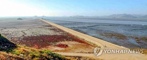 朝鮮填海造地