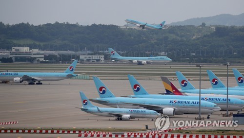 大韓航空下周起重啟仁川至天津航線